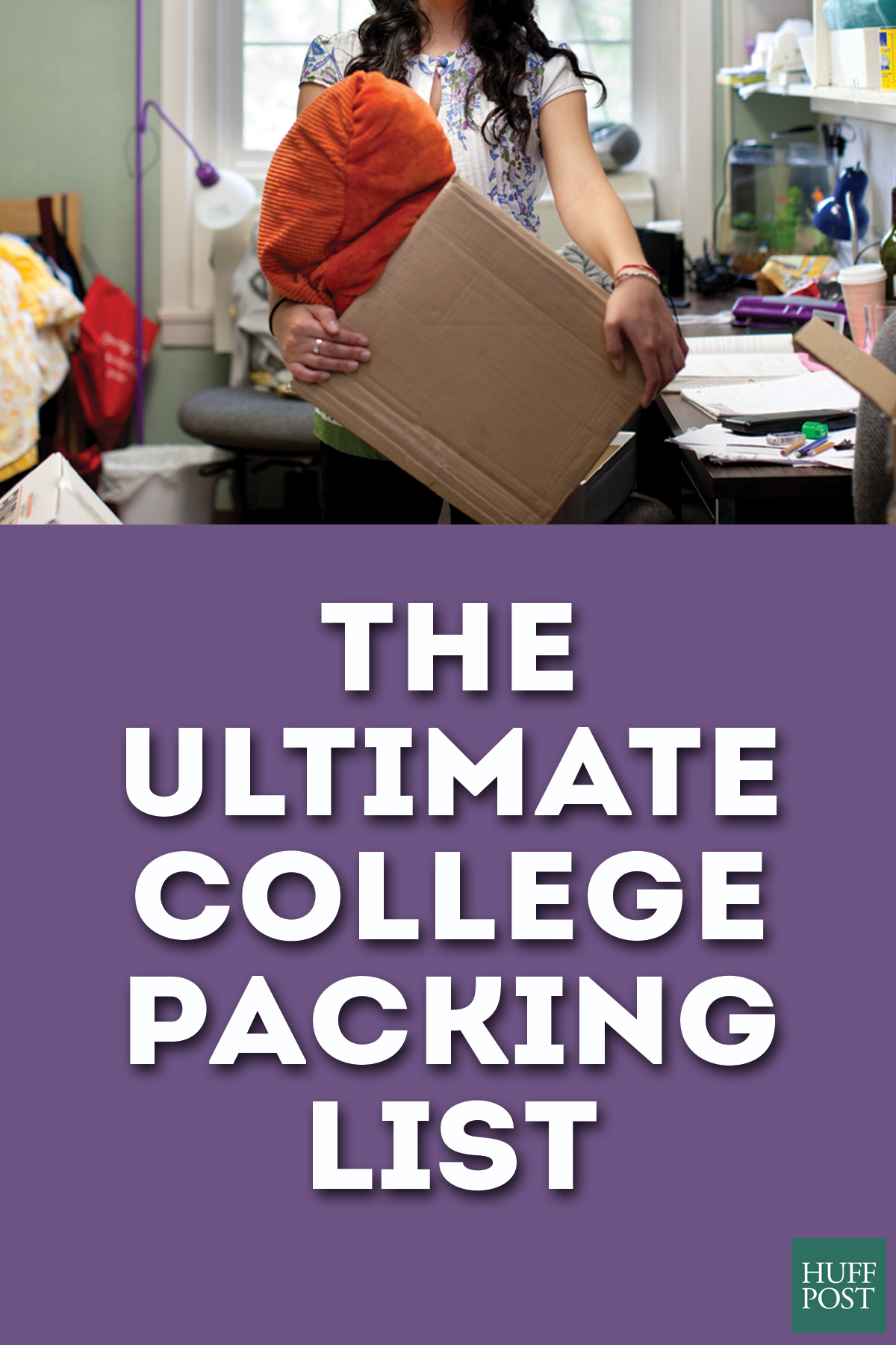 college packing one