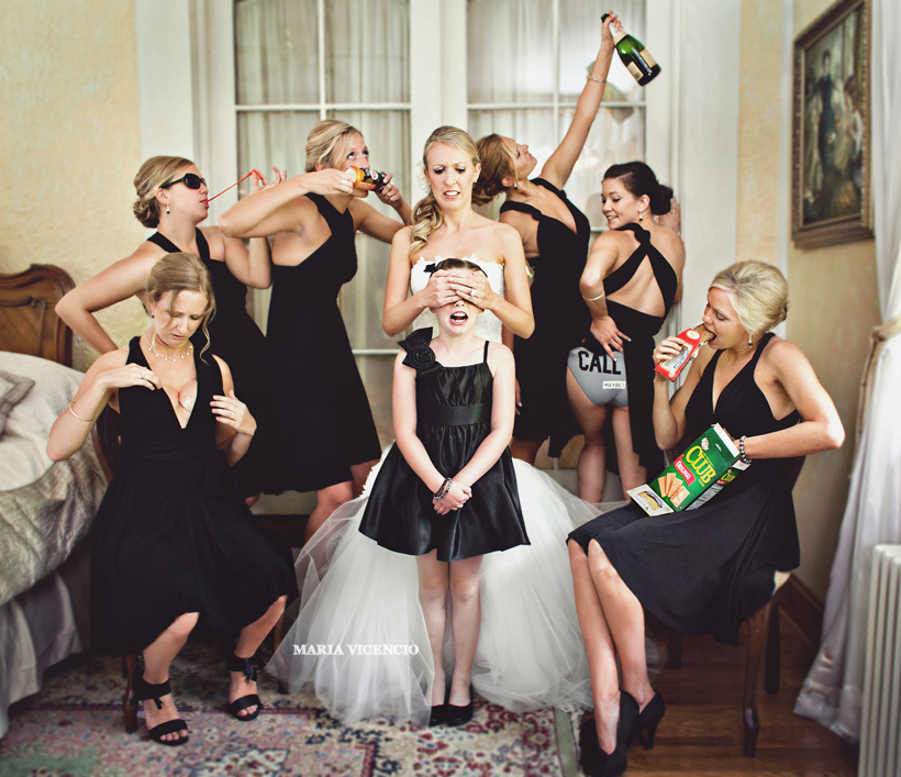 11 Bridal Parties That Totally Killed It | HuffPost Life
