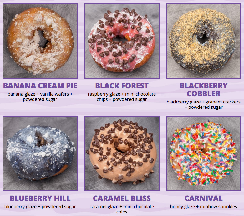 Donut Shop Lets You Customize The Pastry Of Your Dreams