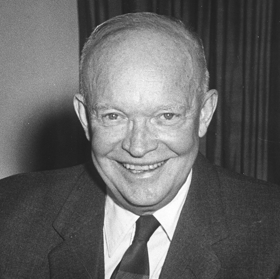 eisenhower presidency A list of president eisenhower's top five accomplishments.