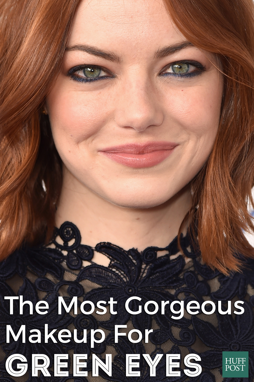 Most Common Natural Hair Color For People With Green Eyes