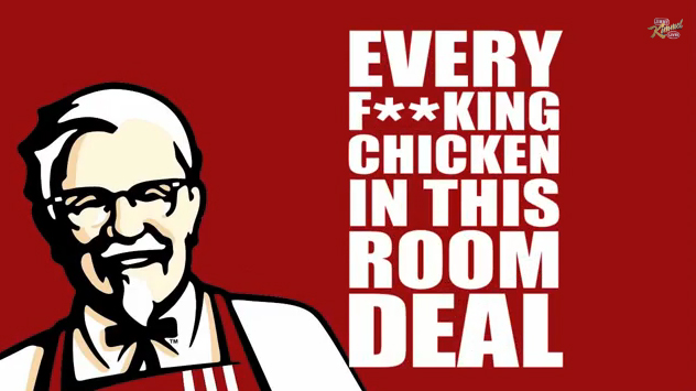 KFC Introduces 'Game Of Thrones' Inspired