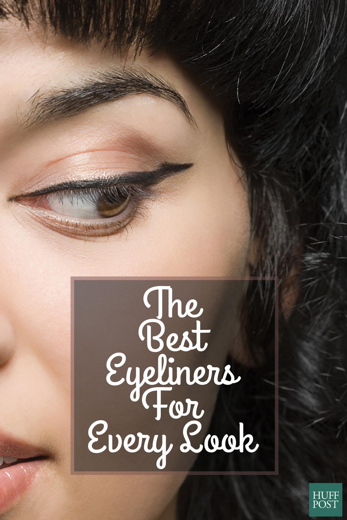 eyeliner best looks