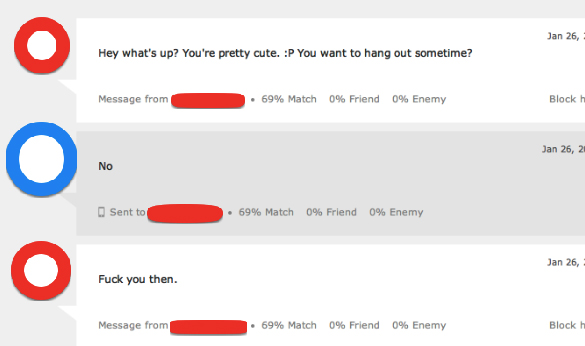 online pick up lines dating
