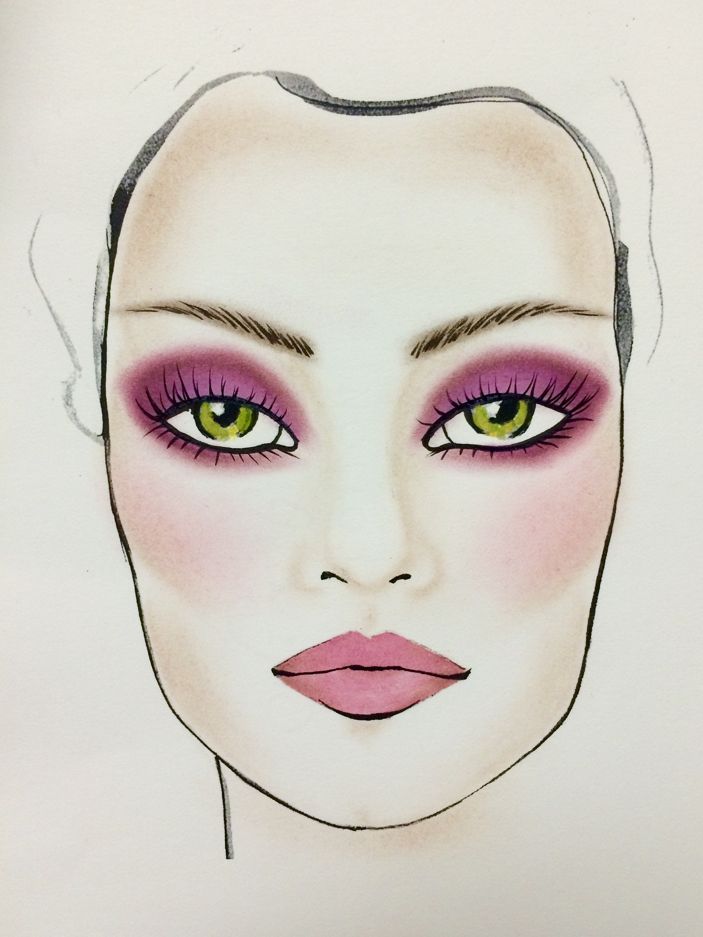 Nutral Colors The Most Gorgeous Makeup For Green Eyes Huffpost
