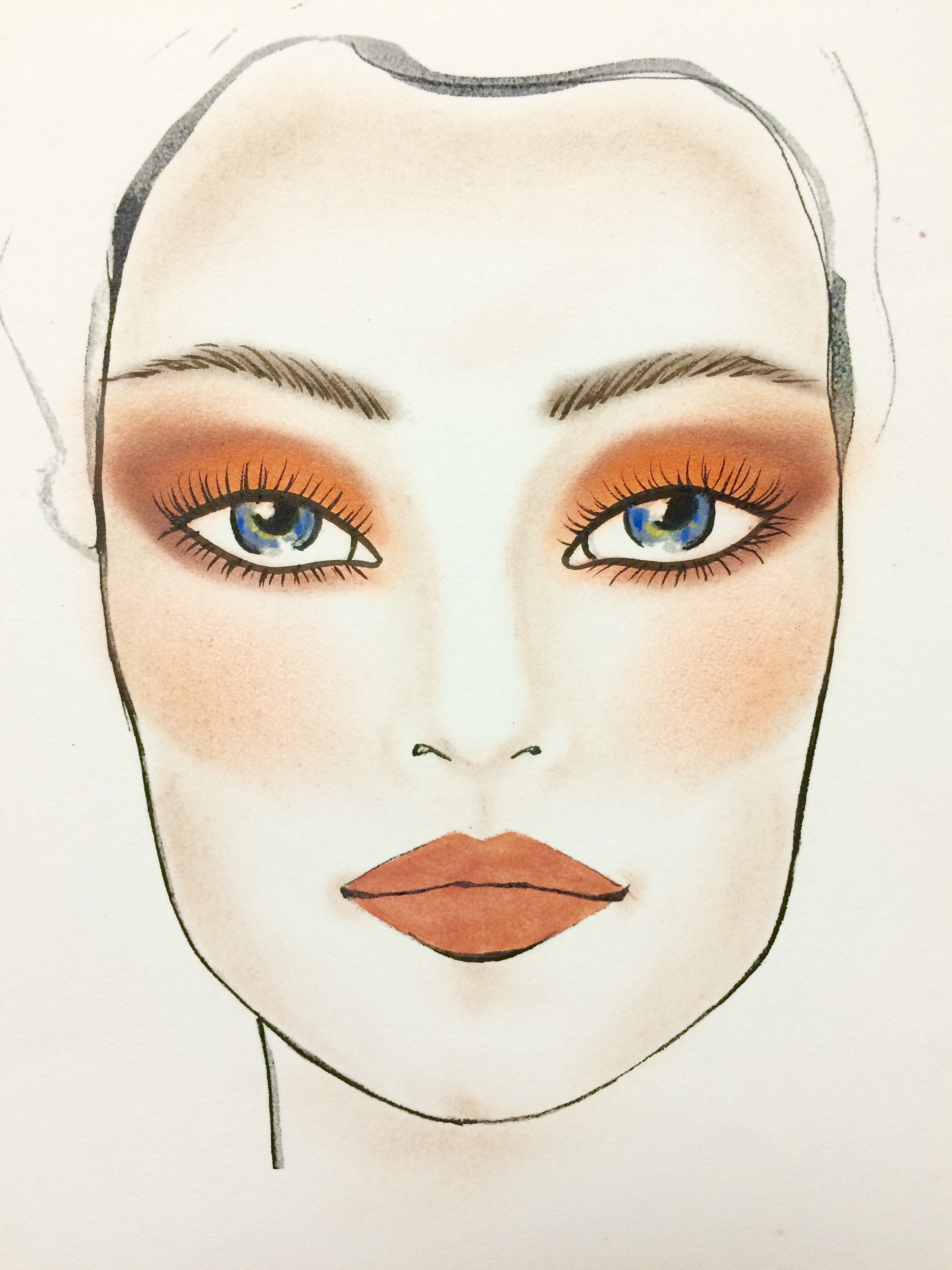 The Most Beautiful Makeup For Blue Eyes