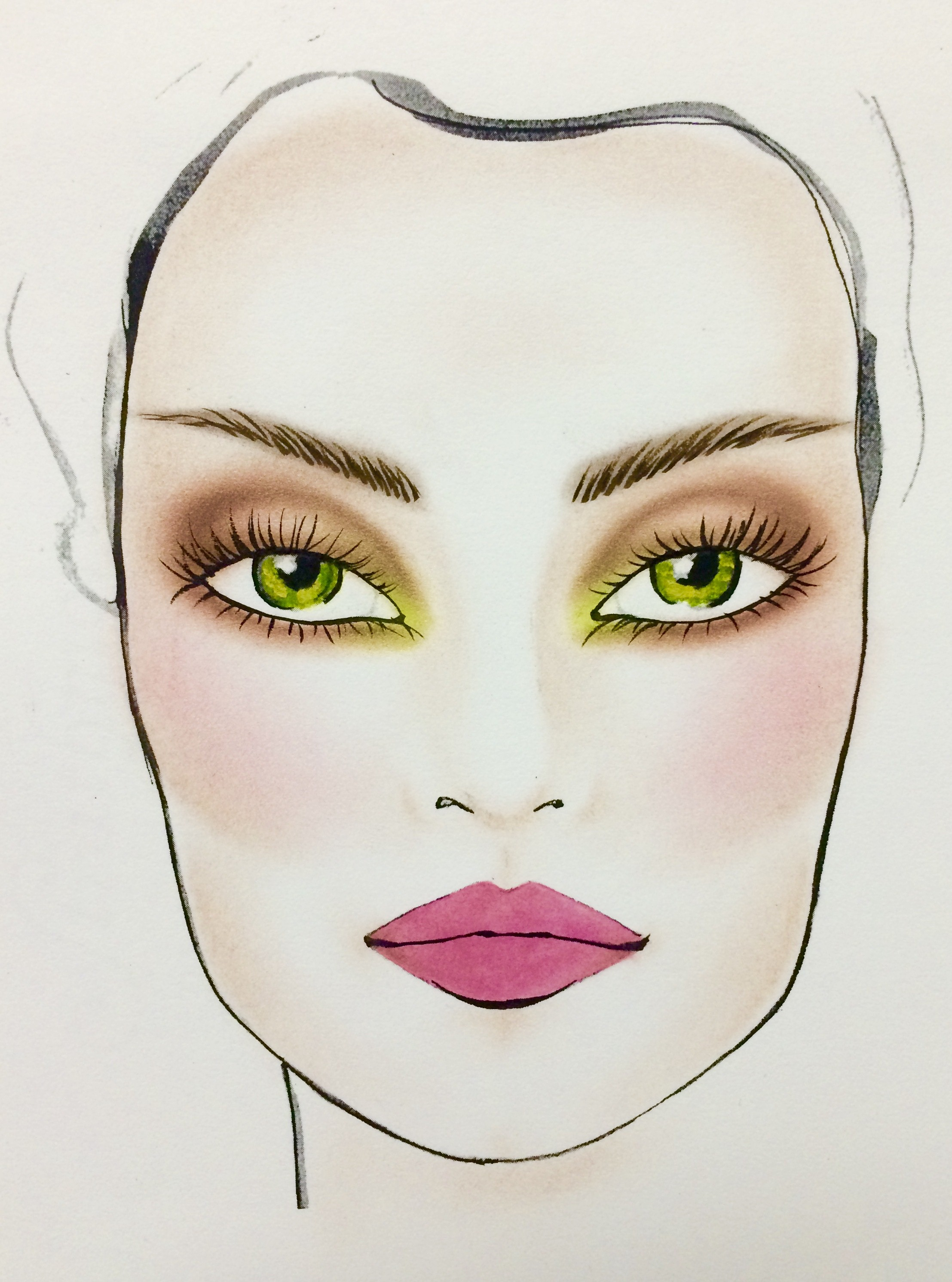 The Most Gorgeous Makeup For Green Eyes Huffpost Life