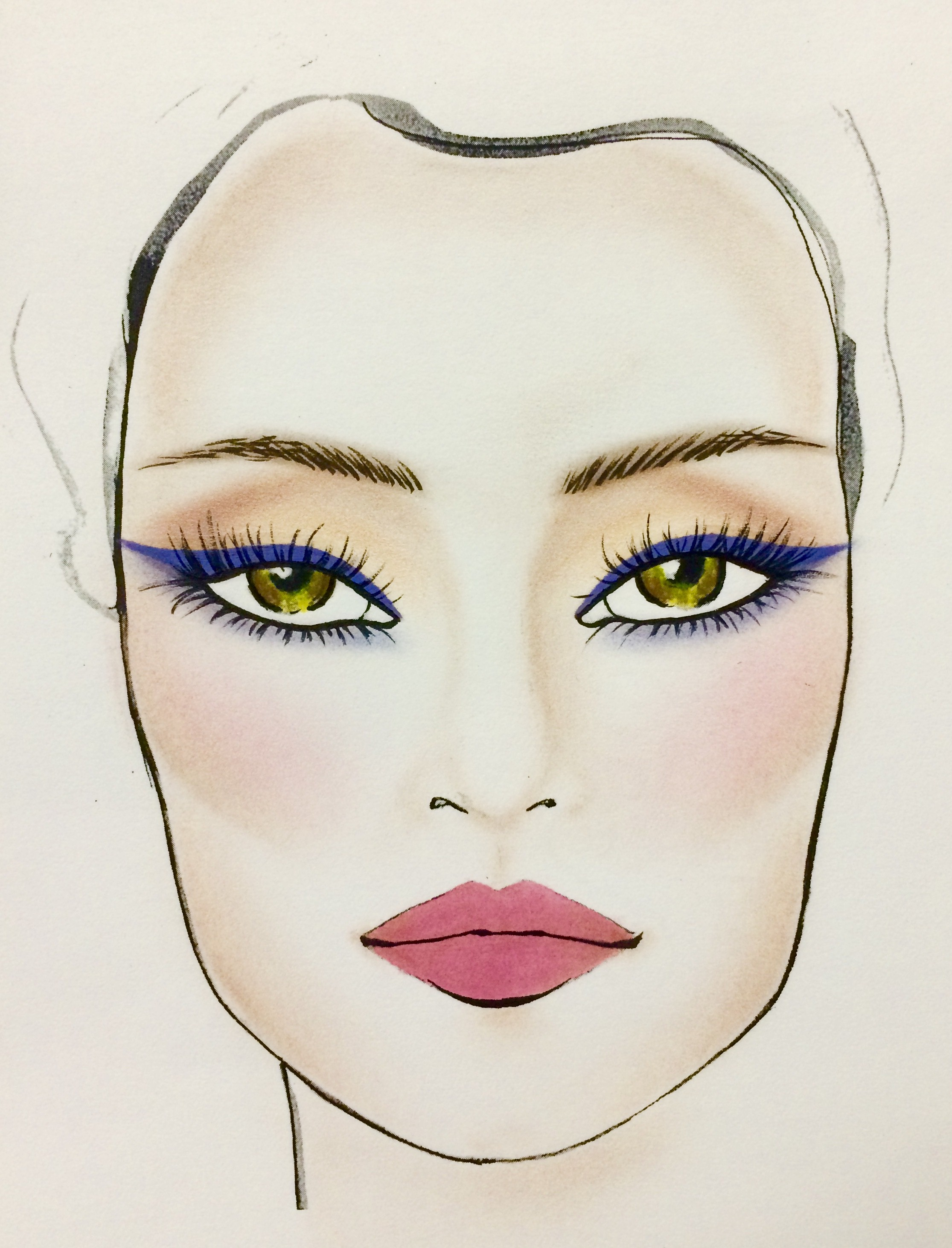 The Most Gorgeous Makeup For Green Eyes : HuffPost