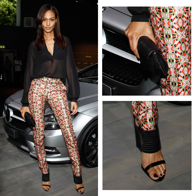 What Pants To Wear With A Black Sheer Blouse 33