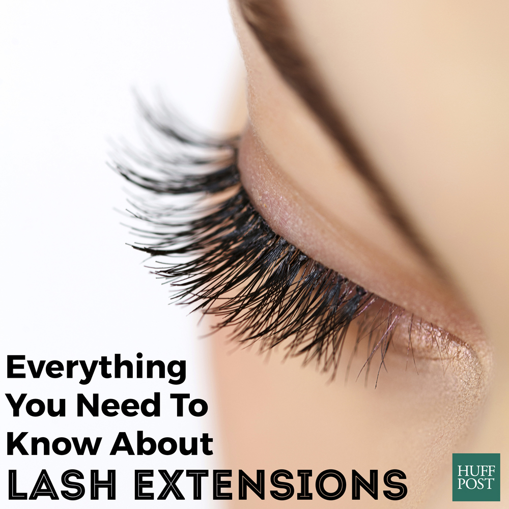 Lash Extensions: Tips You Need To Know Before Heading To The Salon ...