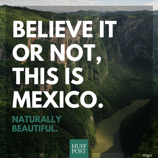17 Spots That Make Mexico One Of The Prettiest Places On Earth