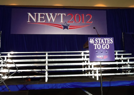 Newt Gingrich FLORIDA PRIMARY RESULTS 2012: The Candidate Who ...