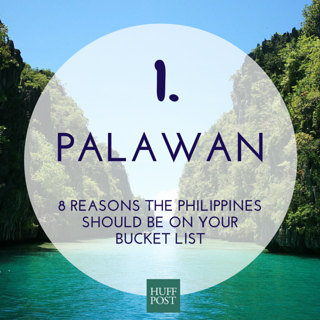 8 Reasons A Trip To The Philippines Should Be In Your Future
