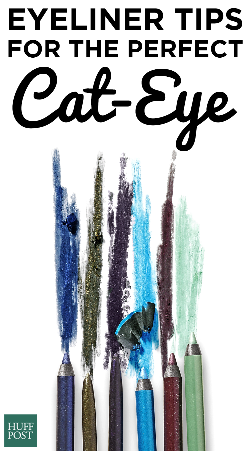 Eyeliner Tips That Make Drawing The Perfect Cat-Eye Super Easy