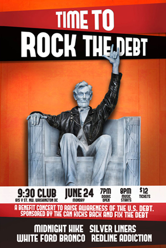 Rock the Debt concert