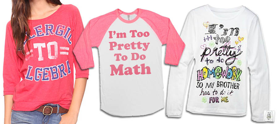 37193029c You Are What You Wear<br><small>The Dangerous Lessons Kids Learn From  Sexist T-Shirts</small> | HuffPost Life