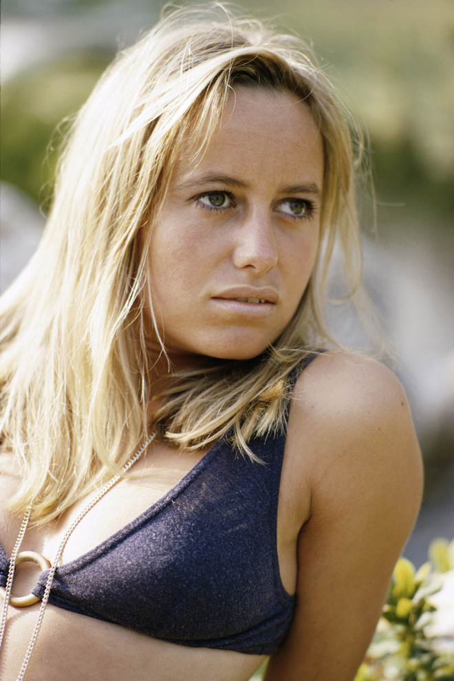 Susan George, Actress, Has The Perfect Nude Lip Inspiration For Summer ...