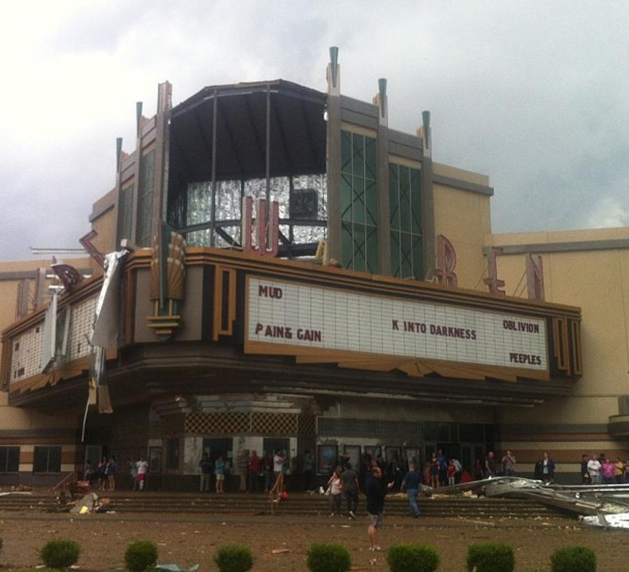 Warren Theater After