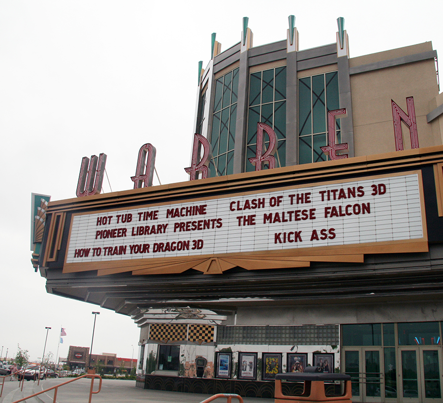 Warren Theater Before