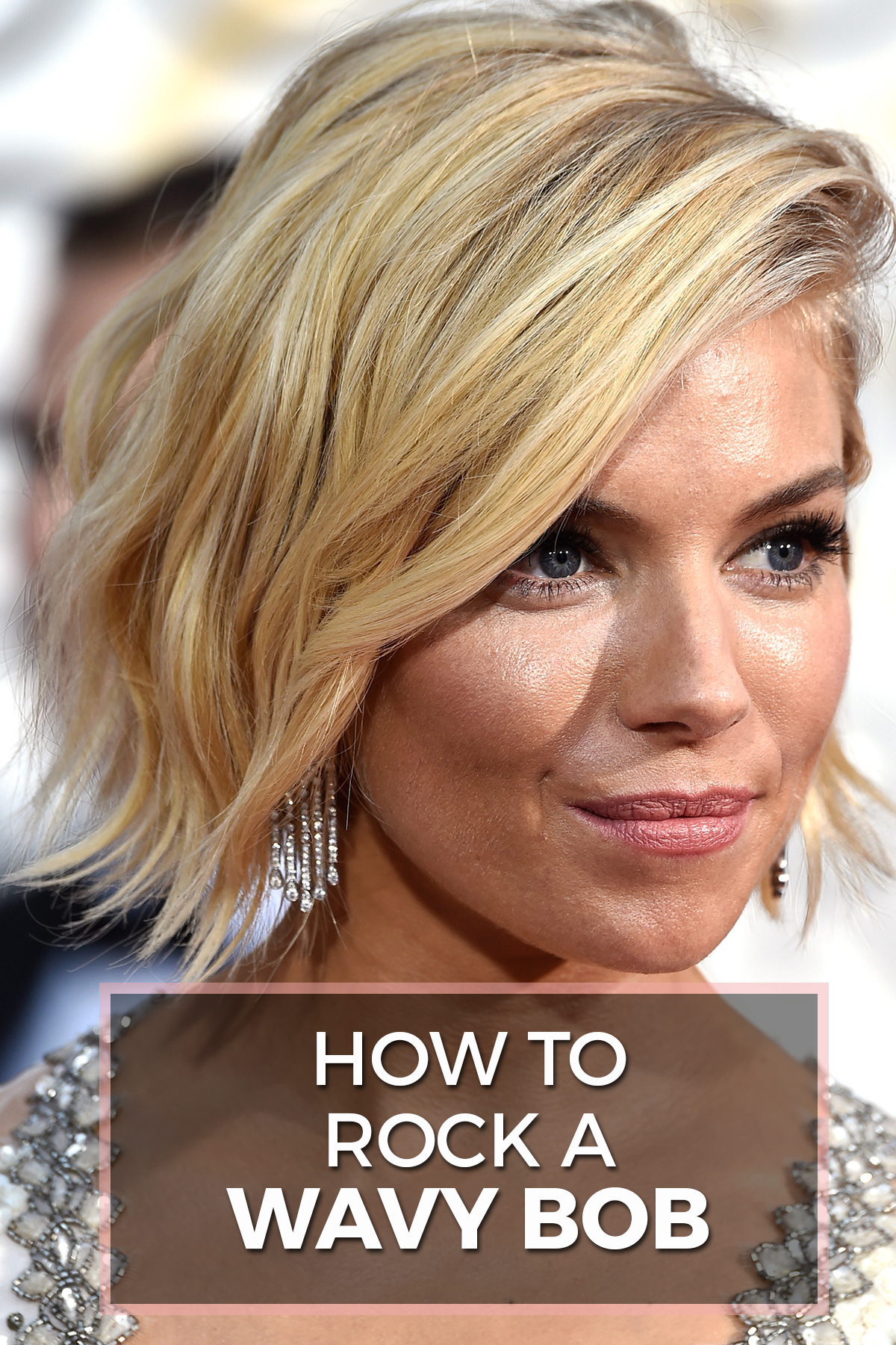 Wavy Bob Hairstyles How To Rock This Summers It Cut HuffPost - Fine hair styling