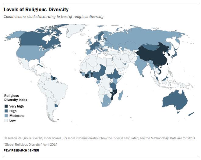 Cultural diversity profile